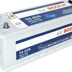 Truck Battery Bosch T4076 140Ah