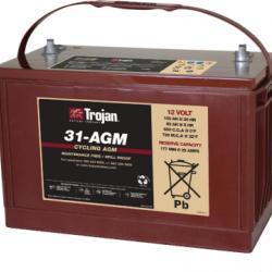 Battery Fotovoltaic Trojan 31-AGM