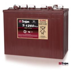 Battery Deep Cycle Trojan T-1260 plus 12V