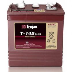 Battery Deep Cycle Trojan T-145 plus 6V