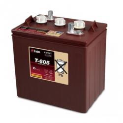 Battery Deep Cycle Trojan T-605 6V