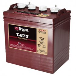 Battery Deep Cycle Trojan T-875 8V