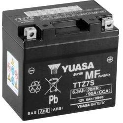 Motorcycle Battery Yuasa  AGM TTZ7S