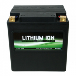 Motorcycle Battery Skyrich lithium HJVT-2-FP