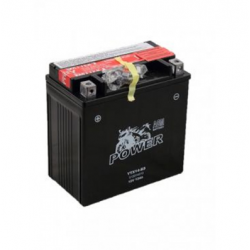 Motorcycle Battery Power AGM YTX14-BS
