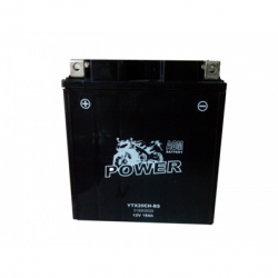 Motorcycle Battery Power AGM YTX20CH-BS