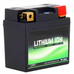 Motorcycle Battery Skyrich lithium  LFP-01 12v 3-5ah