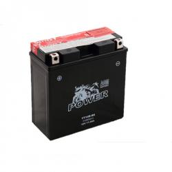 Motorcycle Battery Power AGM YT14B-BS (YT14B-4, GT14B-4, PT14B-4, UT14B-4)