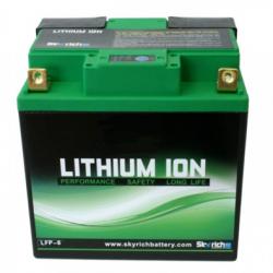 Motorcycle Battery Skyrich lithium  LFP-8 8Ah