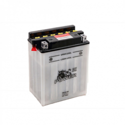 Motorcycle Battery Power Dry YB14-A2