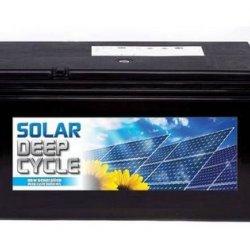 Battery Photovoltaic Mitsuba Solar D200 (Οpen Τype) 200ah 12V